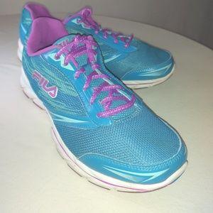 Like New Fila Running Shoes